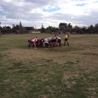 Photo taken at Wawona Middle School by Anthony G. on 12/7/2013