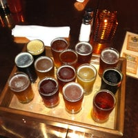 Photo taken at Lancaster Brewing Company by Stephanie S. on 10/17/2012