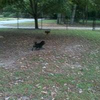 Photo taken at Stoney Creek Dog Park by Tonya D. on 10/22/2012