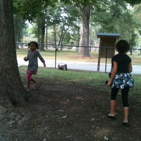 Photo taken at Stoney Creek Dog Park by Tonya D. on 10/7/2012