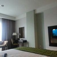 Photo taken at Aston Pontianak Hotel & Convention Center by Wiranto U. on 7/3/2013