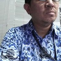 Photo taken at Gedung Nusantara I by Wiranto U. on 10/28/2014
