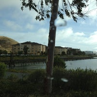 Photo taken at Courtyard San Francisco Airport/Oyster Point Waterfront by Traci D. on 5/26/2013