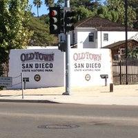 Foto scattata a Old Town San Diego State Historic Park da Traci D. il 10/26/2012