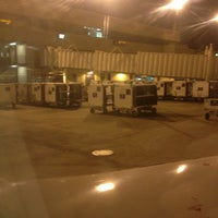 Photo taken at Terminal 4, Concourse B by Traci D. on 2/22/2013