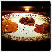 Photo taken at Marcellino Ristorante by Noelle D. on 10/20/2012