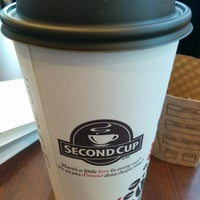 Photo taken at Second Cup by Pablo Martín F. on 8/30/2014