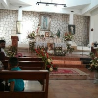Photo taken at Iglesia de Guadalupe by Briz C. on 7/5/2014