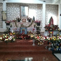 Photo taken at Iglesia de Guadalupe by Briz C. on 12/14/2013