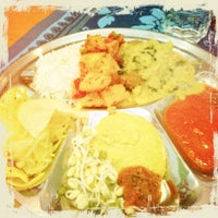 Photo taken at Cafe Gopal by Niina 🐼 on 3/9/2013