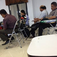 Photo taken at Sekolah Tinggi Ilmu Administrasi - Lembaga Administrasi Negara (STIA LAN) by J.J on 5/27/2014