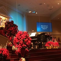 Photo taken at Community Bible Church by Sasha H. on 12/13/2015