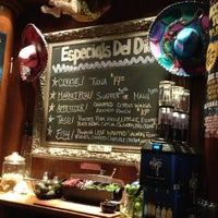 Photo taken at Rocco's Tacos and Tequila Bar by Karen on 1/19/2013