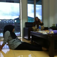 Photo taken at Universitas Malahayati by Eli Z. on 12/20/2012