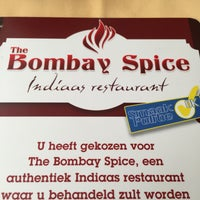 Photo taken at Bombay Spice by Thorin V. on 7/1/2017
