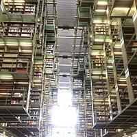 Photo taken at Biblioteca Vasconcelos by Didier G. on 6/15/2015