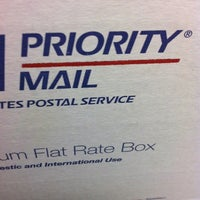 Photo taken at US Post Office by Kerri W. on 11/27/2012