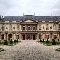 Photo taken at Archives Nationales by Alex on 7/2/2013