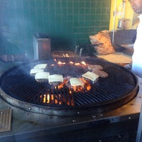 Photo taken at Hamburgers by Cesar B. on 6/16/2013