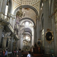Photo taken at Catedral de Nuestra Señora de la Inmaculada Concepción by Danny K. on 7/28/2013