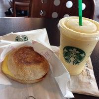 Photo taken at Starbucks by J Ariel A. on 6/13/2014