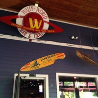 Photo taken at Wally's Bar & Grill by David H. on 8/21/2014