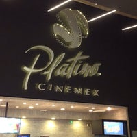 Foto tomada en Cinemex Platino por Eduardo C. el 11/25/2014