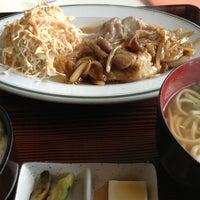 Photo taken at 西原そば 坂田店 by Ichi N. on 8/15/2013