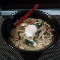 Photo taken at ラーメンせいざん by OKB 4. on 10/27/2013
