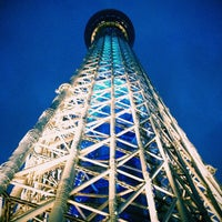 Photo taken at Tokyo Skytree by Jacquie R. on 7/1/2013