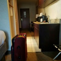 Photo taken at Holiday Inn Express & Suites Grand Rapids Airport by Lori W. on 7/4/2016