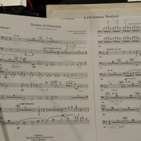 Photo taken at Enid Symphony Center by Lori W. on 11/29/2014