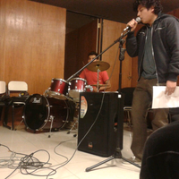 Photo taken at Cafetería (UCSM) by Fiorella D. on 4/24/2013