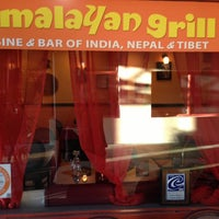 Photo taken at Himalayan Grill by DT on 11/14/2012