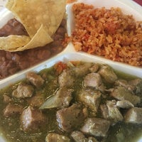 Photo taken at George's Mexican by DT on 3/30/2017