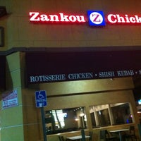 Photo taken at Zankou Chicken by DT on 10/2/2012