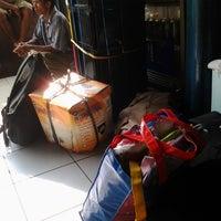 Photo taken at Terminal Lebak Bulus by ferry y. on 11/2/2012