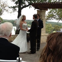 Photo taken at Avery Ranch Lakeview Room by Katie G. on 10/6/2012