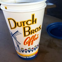 Photo taken at Dutch Bros. Coffee by Toki R. on 5/1/2013