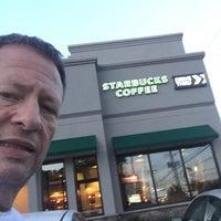 Photo taken at Starbucks by Craig W. on 10/22/2017
