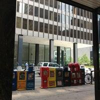 Photo taken at Dirksen Federal Building by Blunt R. on 9/18/2013