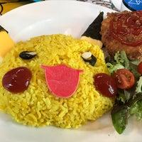 Photo taken at Pokemon Cafe Singapore by Yih Wen T. on 12/26/2016