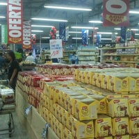 Photo taken at Supermercado BH by Thiago A. on 1/2/2013