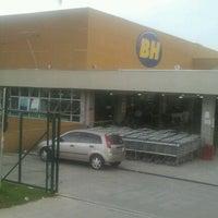 Photo taken at Supermercado BH by Thiago A. on 11/6/2012