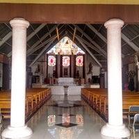 Photo taken at Iglesia Cristo Rey by Said P. on 9/10/2014