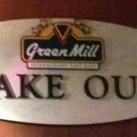Photo taken at Green Mill Restaurant & Bar by Laura F. on 11/17/2013