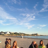 Photo taken at Spouting Rock Beach Association by Mike P. on 8/24/2013