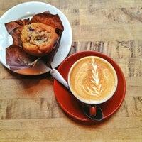 Photo taken at Jack's Stir Brew Coffee by Meg C. on 3/13/2013