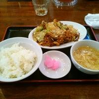 Photo taken at 好好食堂 メトロエム後楽園店 by Kenichi A. on 9/3/2013