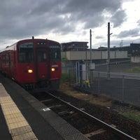Photo taken at Kaku Station by N5 S. on 8/14/2018